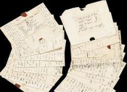 Письма Байрона проданы за полмиллиона долларов
