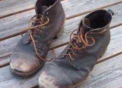 Самарский блоггер бросил ботинок в мэра города