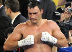 Кличко назвал своего соперника будущим чемпионом