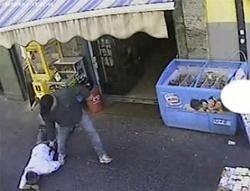 Полиция выложила на Youtube видео казни босса мафии