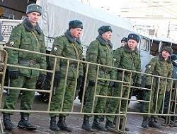 К русскому бунту готовы