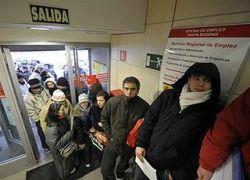 Безработица в Европе бьет рекорды