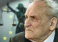 Советский партизан предстанет перед судом в Страсбурге
