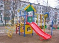 Детская площадка провалилась в сталинский бункер