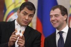 Россия продолжает продвижение в Южную Америку
