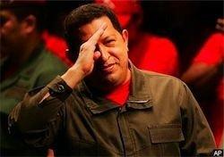 Чавесу грозит соседство с американскими военными