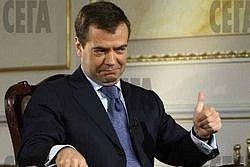 Блоггер разоблачил выступление Медведева о репрессиях