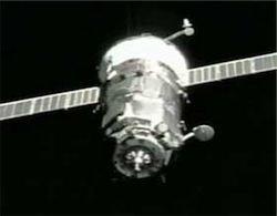 Японский космический корабль сгорит в атмосфере