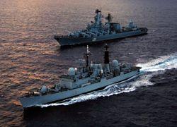 ВМФ РФ создаст военные базы за рубежом