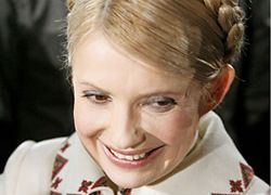 Тимошенко: президентским выборам может помешать грипп