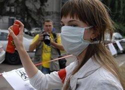 От H1N1 на Украине умерли 50 человек