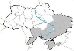 Украину растащат по кусочкам?