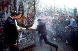 20-я годовщина падения Берлинской стены