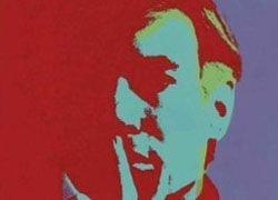 Неизвестный автопортрет Энди Уорхола выставят на торги