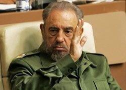 Кастро обвинил США в распространении гриппа на Кубе