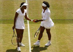 Сестры Уильямс разыграют титул в Дохе