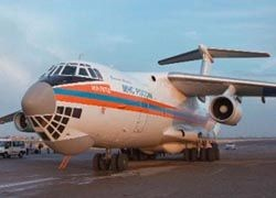 Выяснены обстоятельства крушения Ил-76 в Якутии