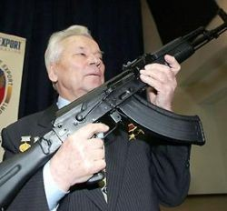 АК-47 отправляют на пенсию