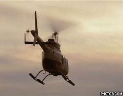 В Белоруссии разбился польский вертолет-нарушитель