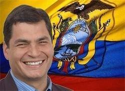 Президент Эквадора против СМИ: Невидимая война