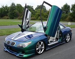 Гибрид BMW и Mercedes-Benz можно купить за $15 000