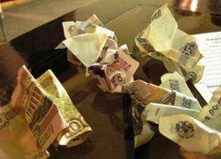Рубль предложено уронить еще на 20%