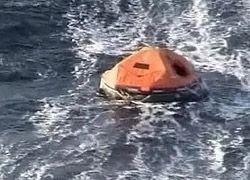 В Индийском океане затонуло судно: 40 пропавших