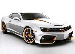 Chevrolet стал копией Lamborghini Reventon