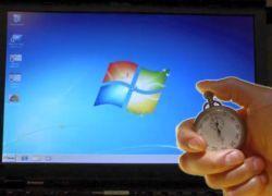 Windows 7 увеличит время автономной работы ноутбуков