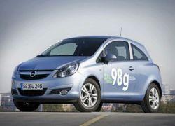Opel представил самый экономичный вариант Corsa
