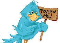 Посещаемость Twitter пошла на спад