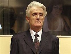 Караджич пообещал явиться на заседание трибунала