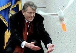 Ющенко вспомнил о добродетели Украины