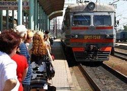 РЖД снизило перевозки пассажиров
