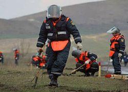 Чечня попросила Россию помочь в разминировании земель