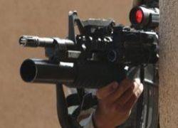 Новый электрошокер США будет стрелять из гранатомета