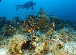 В Эгейском море нашли развалины византийской эпохи