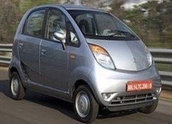 Tata Nano вполне может стать Lada Nano