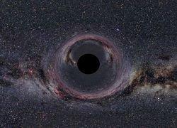 """Ученые создали \""""черную дыру\"""" в пробирке"""