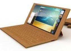 Корейцы создали одноразовый ноутбук