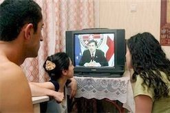 Грузия создает телеканал для азербайджанцев в России