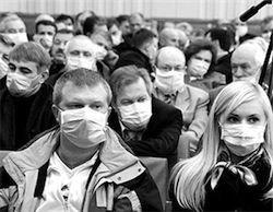 """Свиной грипп и \""""испанка\"""": Две эпохи – одна эпидемия?"""