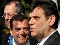 Визит Медведева в Сербию и антироссийская пропаганда