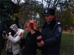 На Украине арестованы российские художники