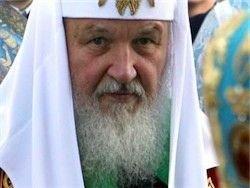 Патриарх Кирилл: нужды народа превыше личных интересов