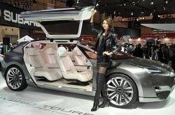 10 самых популярных концепт-каров Токийского Автосалона