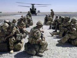 Афганский полицейский расстрелял пятерых британцев