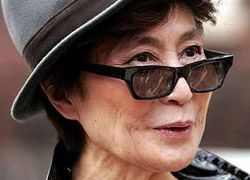 Йоко Оно подарила ООН доходы от песни Леннона
