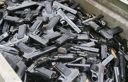 Задержана самая крупная партия оружия для террора