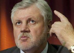 Миронов призвал реформировать ГИБДД